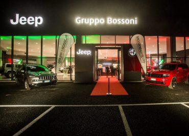 Bossoni HomeDemand: la vendita dell'auto si sposta on-line