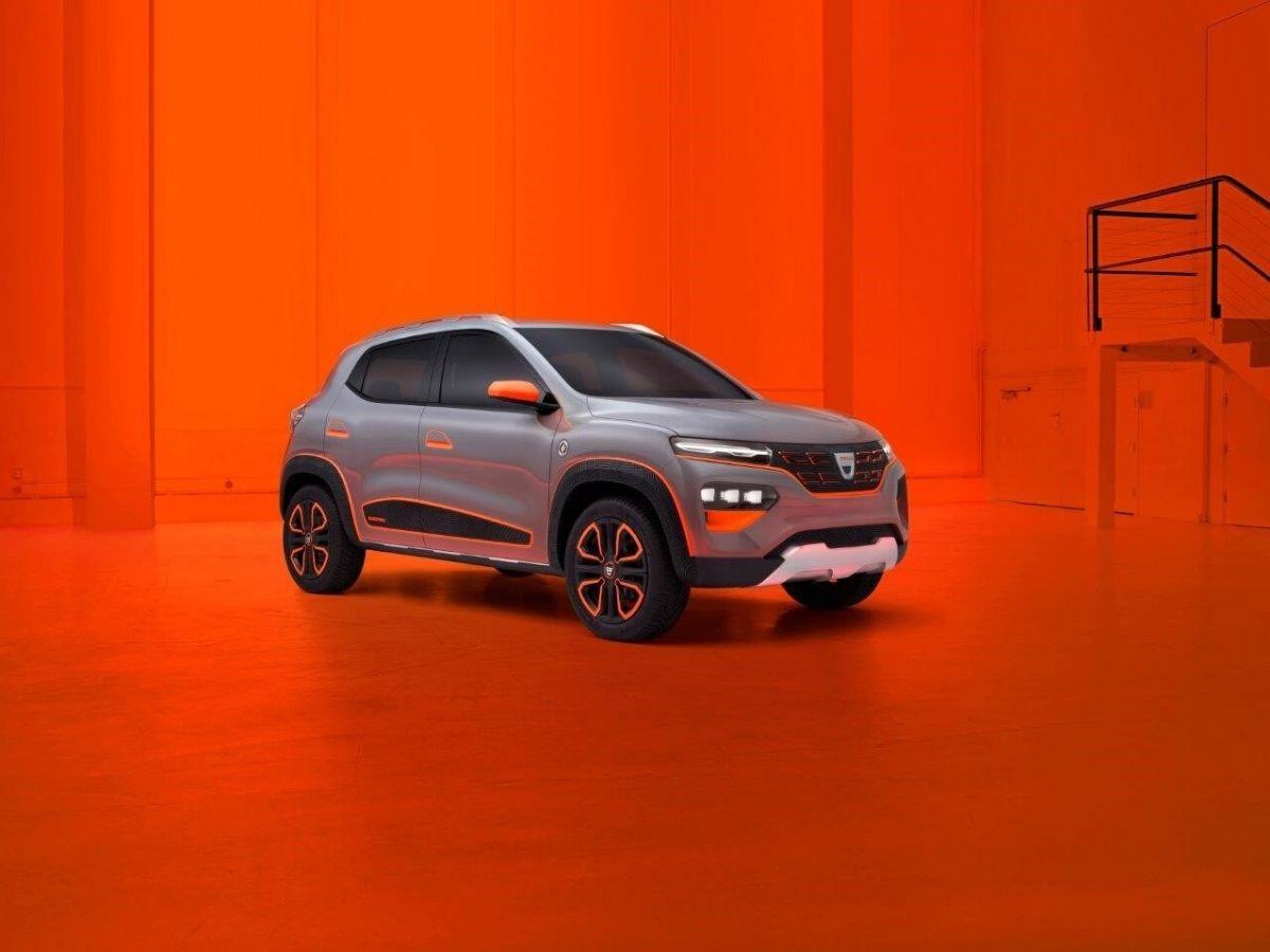 Dacia Spring Elettrica al Salone di Ginevra 2020