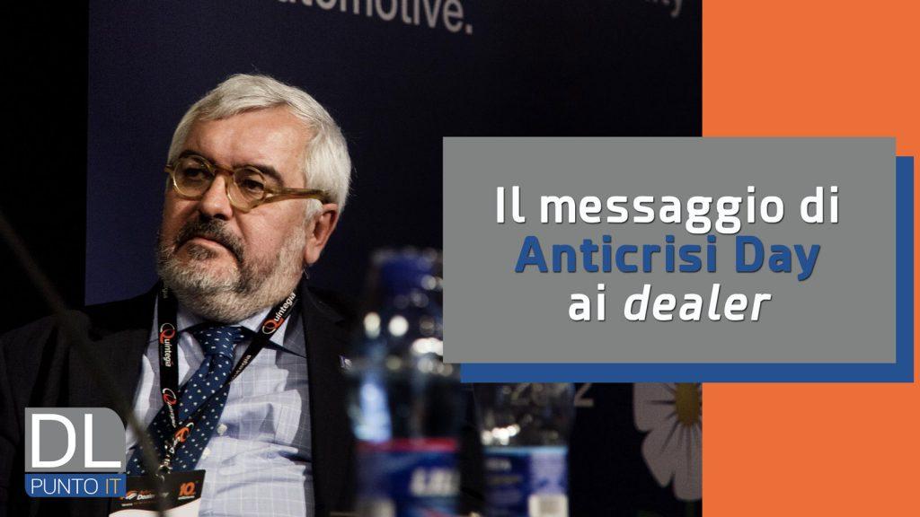 Umberto Seletto (Anticrisi Day): nel dolore è il momento di progettare il futuro