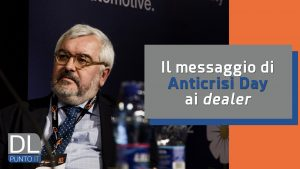 Il messaggio ai Dealer di Anticrisi Day