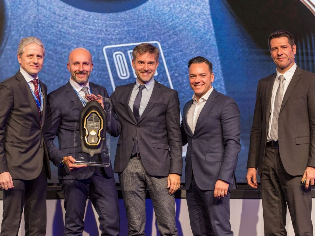 Customer Orientation Award 2019 assegnato a Nova Moto (BMW Motorrad)