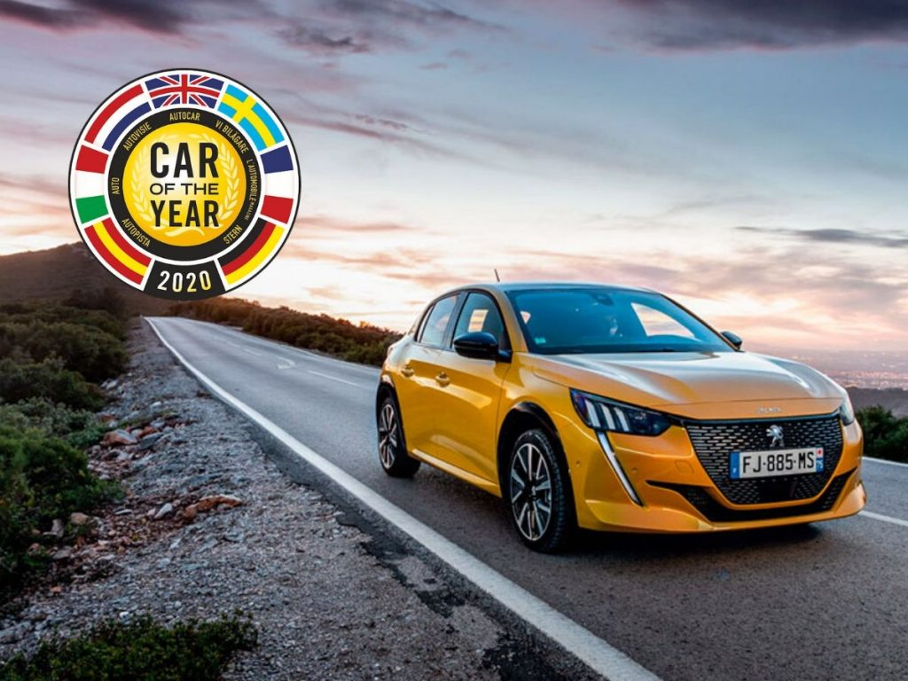 Car of the Year 2020: Peugeot 208 vince su tutti