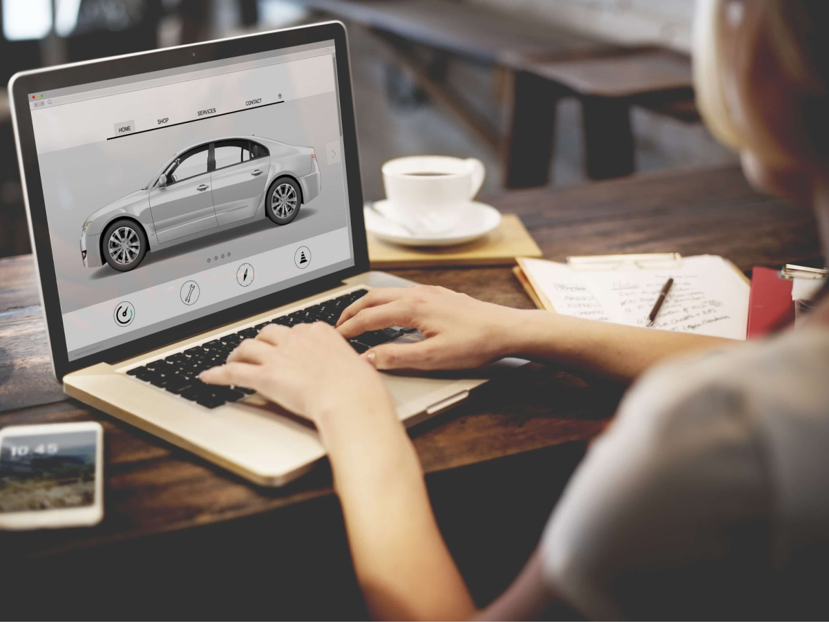 vendita auto internet