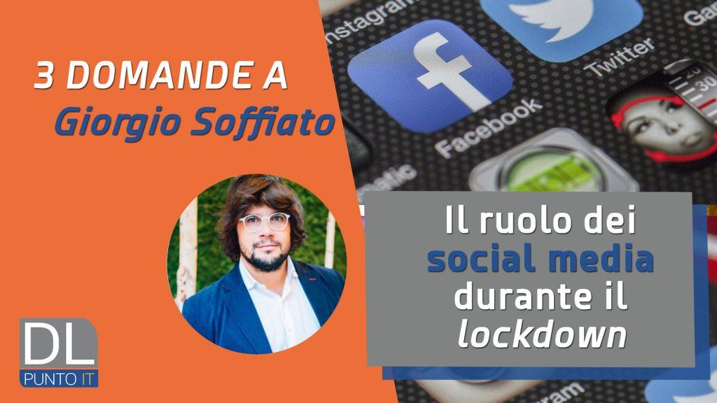 Social media: che ruolo hanno durante il lockdown