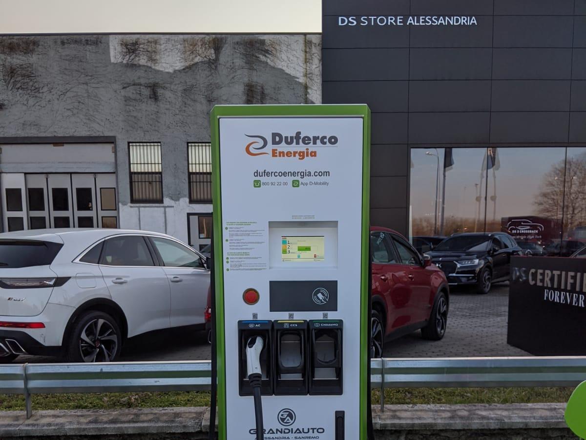 Duferco Energia progetti concessionari