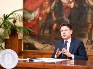 Il Presidente Conte annuncia la fase 2 dell'emergenza Coronavirus