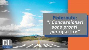 Federauto: i concessionari sono pronti a ripartire