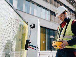 TSG charge: servizio di installazione di colonnine per la ricarica dell'auto elettrica