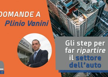 Plinio Vanini (Autotorino): ecco come far ripartire l'auto