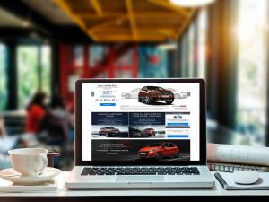 acquistare un'auto nuova online -
