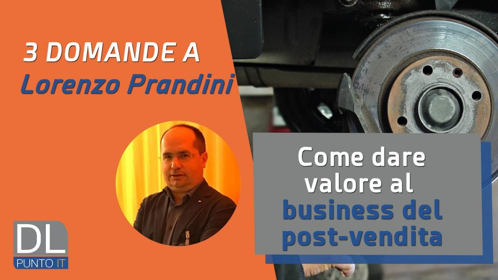 Come dare valore al business del post vendita?