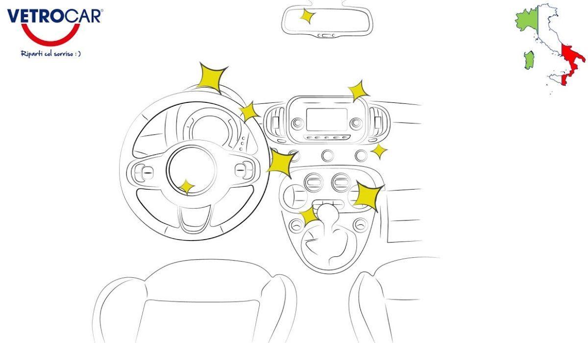 Cresce la Business Community di VetroCar: con il servizio di sanificazione dei veicoli con ozono