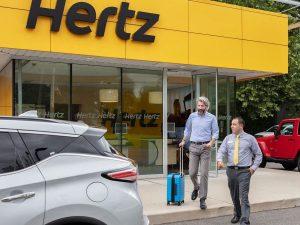 Hertz richiede l'attivazione della procedura Chapter 11 per USA e Canada