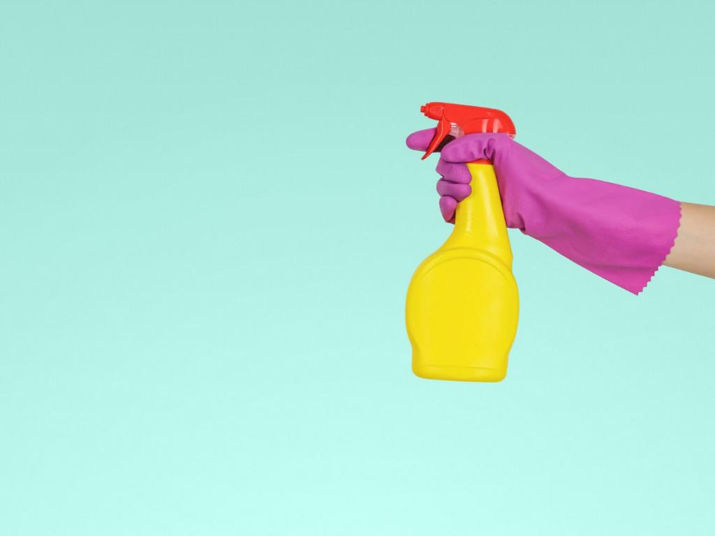 Perché è meglio non lasciare il gel disinfettante in auto