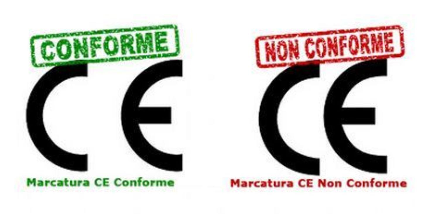 Marcatura CE conforme