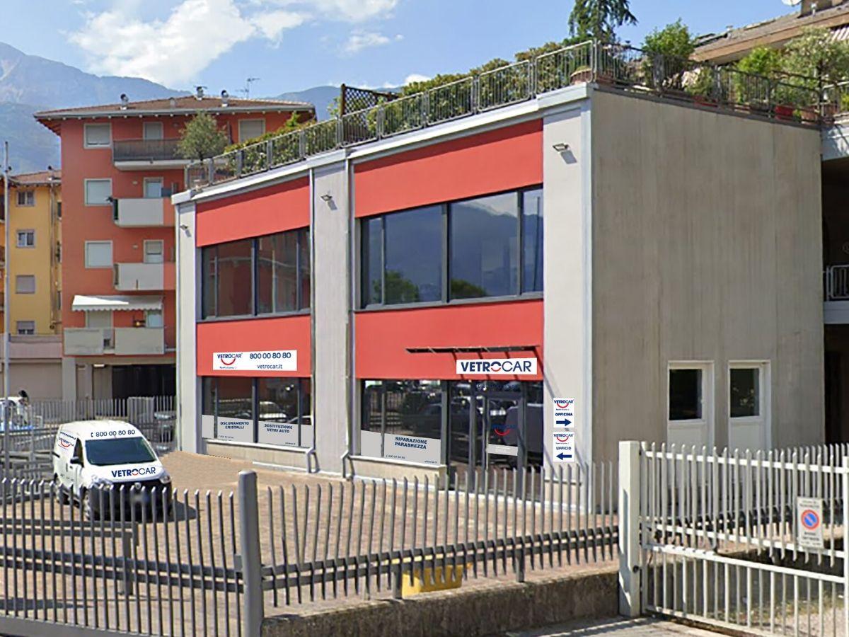 Il nuovo centro VetroCar a Rovereto
