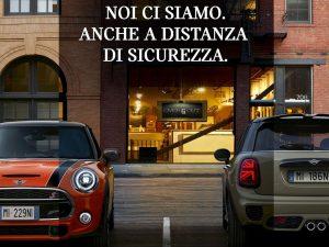 La nuova campagna di comunicazione di BMW Italia #InsiemePerRipartire insieme alla Rete
