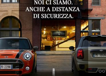 #InsiemePerRipartire: il messaggio di BMW alla Rete