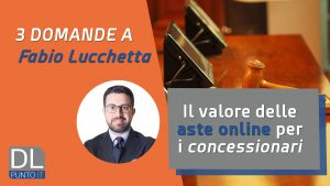 3 domande a Fabio Lucchetta (Adesa)