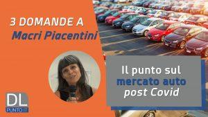 3 domande a Macri Piacentini (P.Auto)