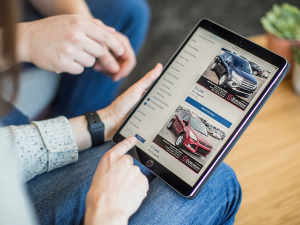5 nuovi trend mercato auto - shopping online