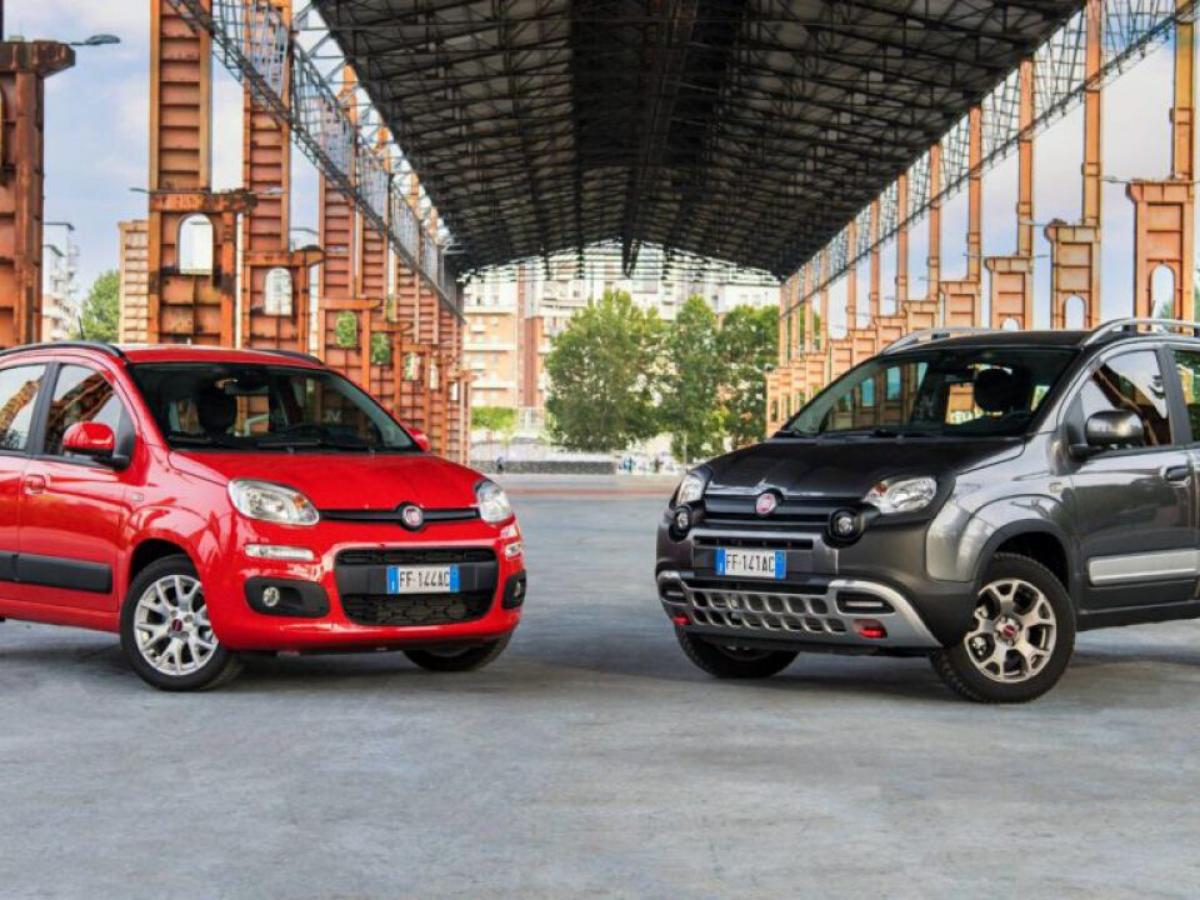 auto usate più vendute in quarantena - fiat panda
