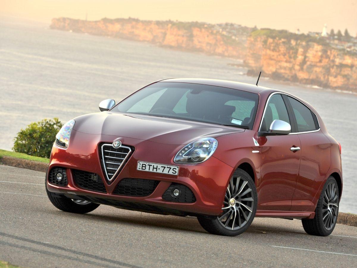 Classifica auto diesel usate: Alfa Romeo Giulietta