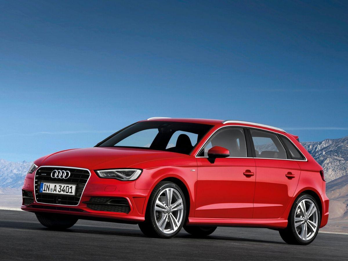 Classifica auto diesel usate: Audi A3 Sportback