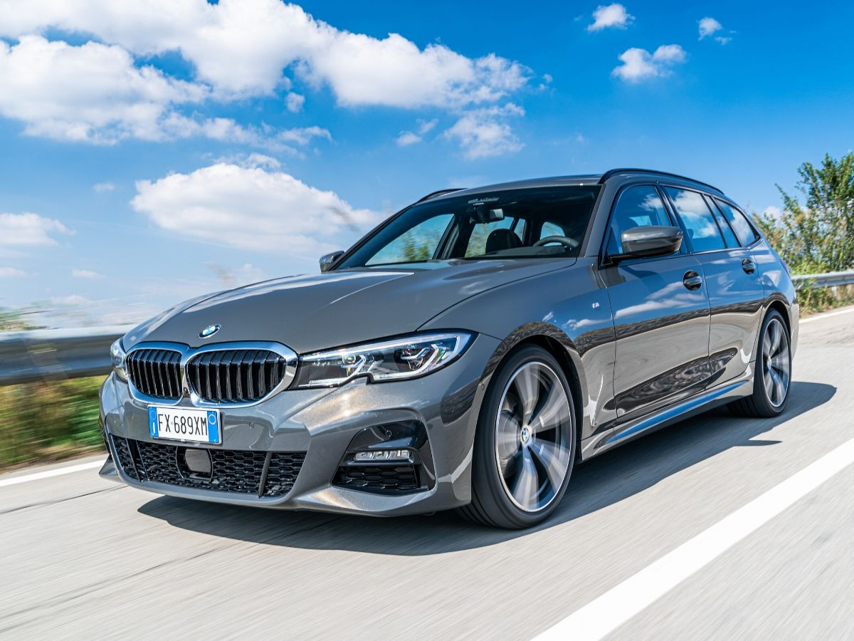 Classifica auto diesel usate: Bmw Serie 3 Touring