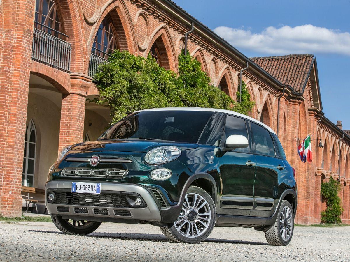 Classifica auto diesel usate: Fiat 500L