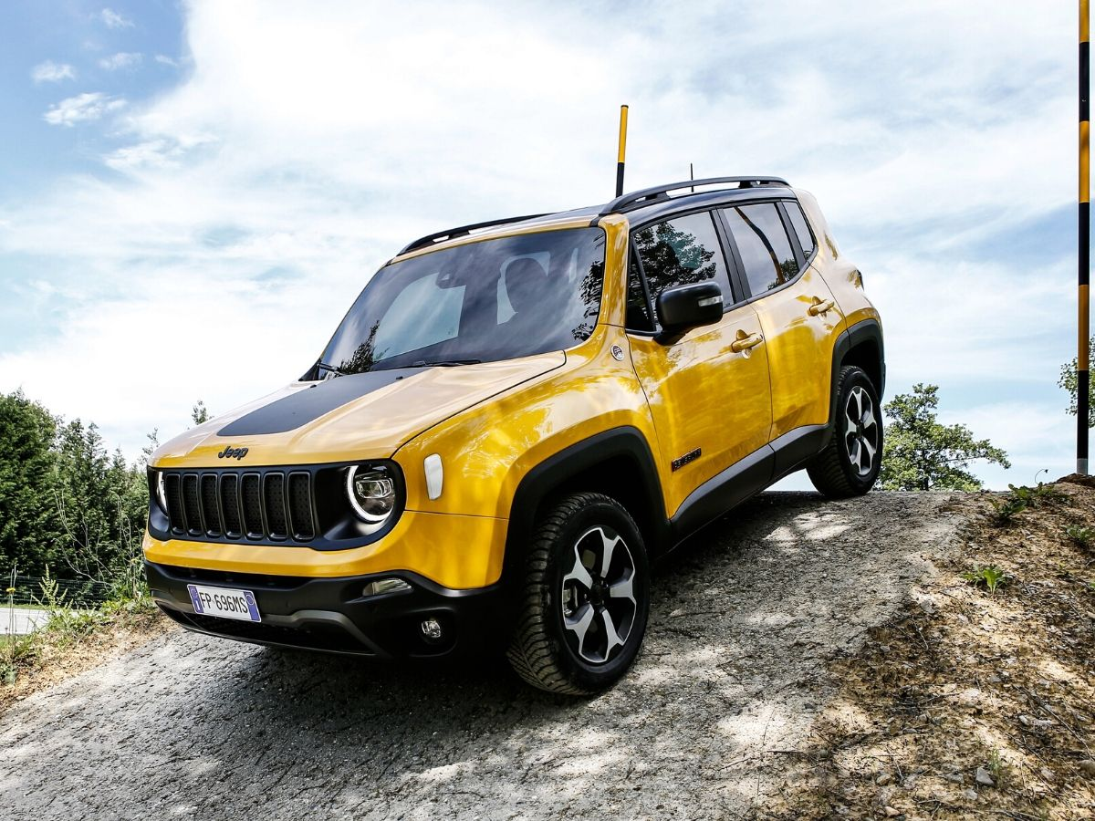 Classifica auto diesel usate: Jeep Renegade