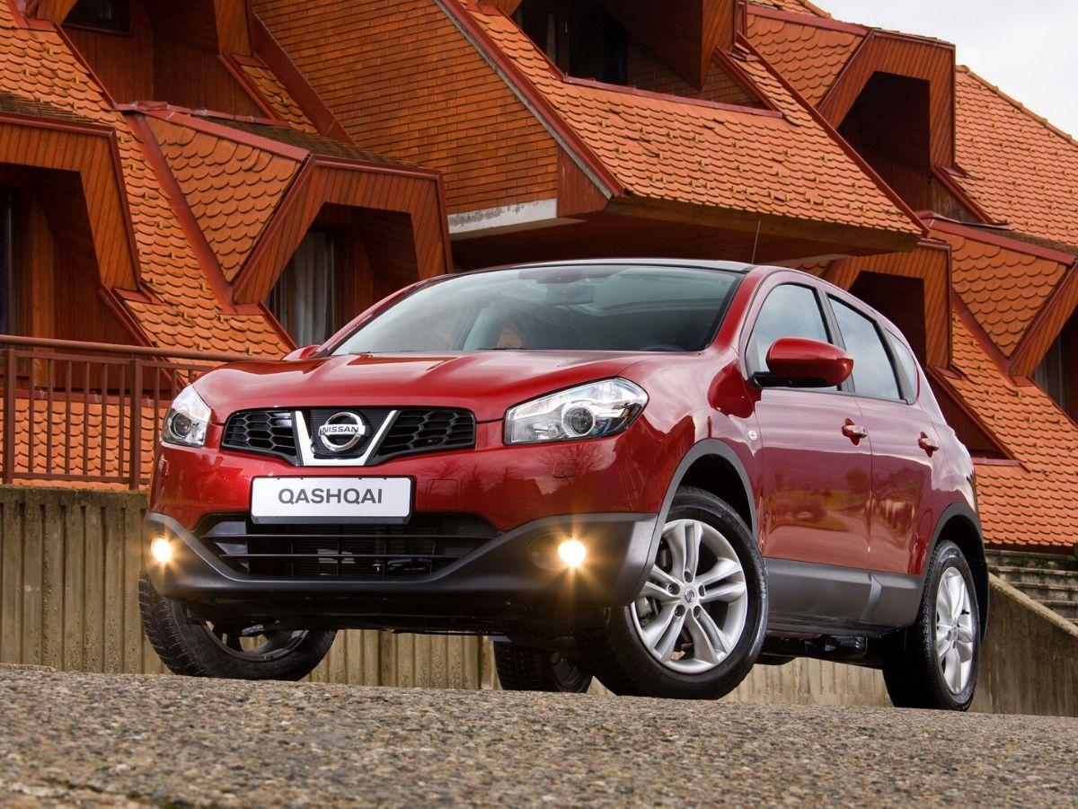Classifica auto diesel usate: Nissan Qashqai
