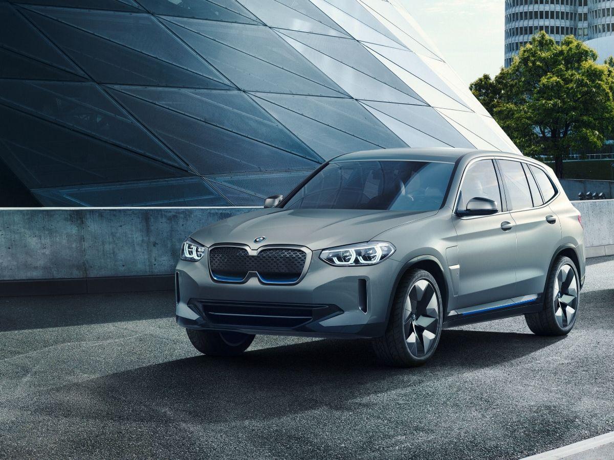 Nuova BMW iX3 2020