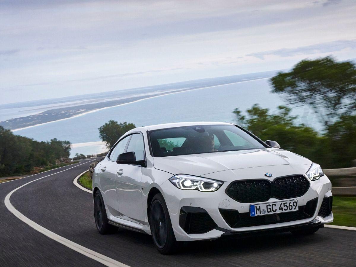 Nuova BMW Serie 2 Gran Coupé 2020