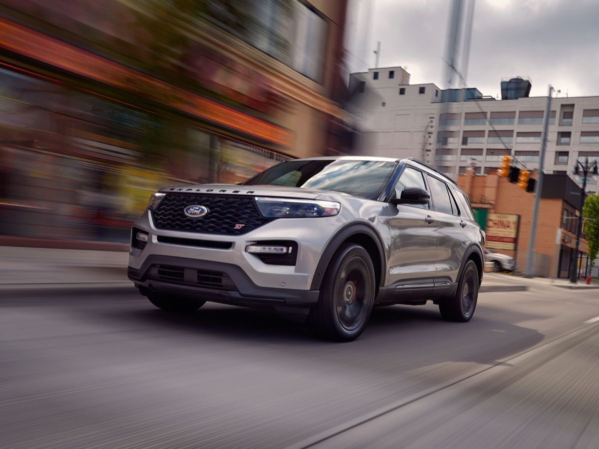 Nuova Ford Explorer 2020