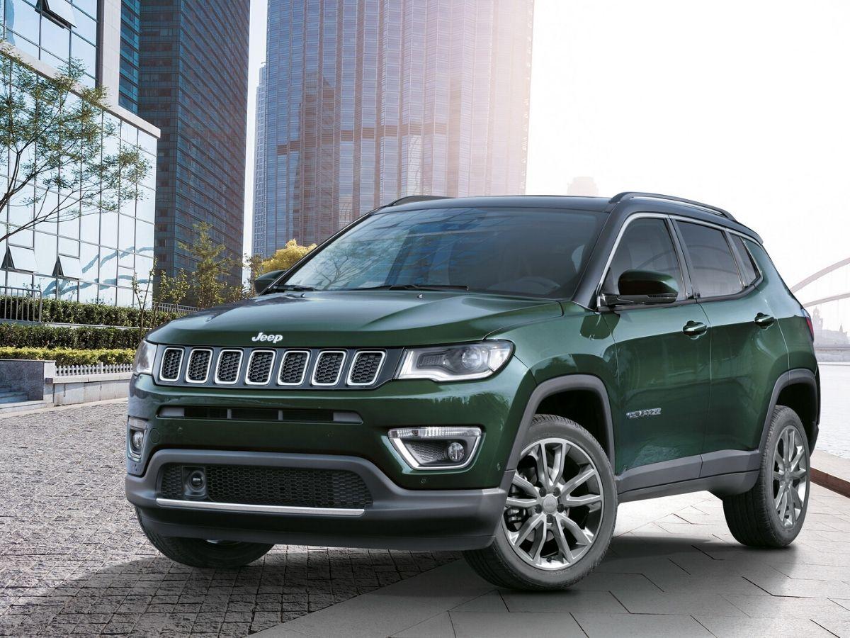 Nuova Jeep Compass 2020