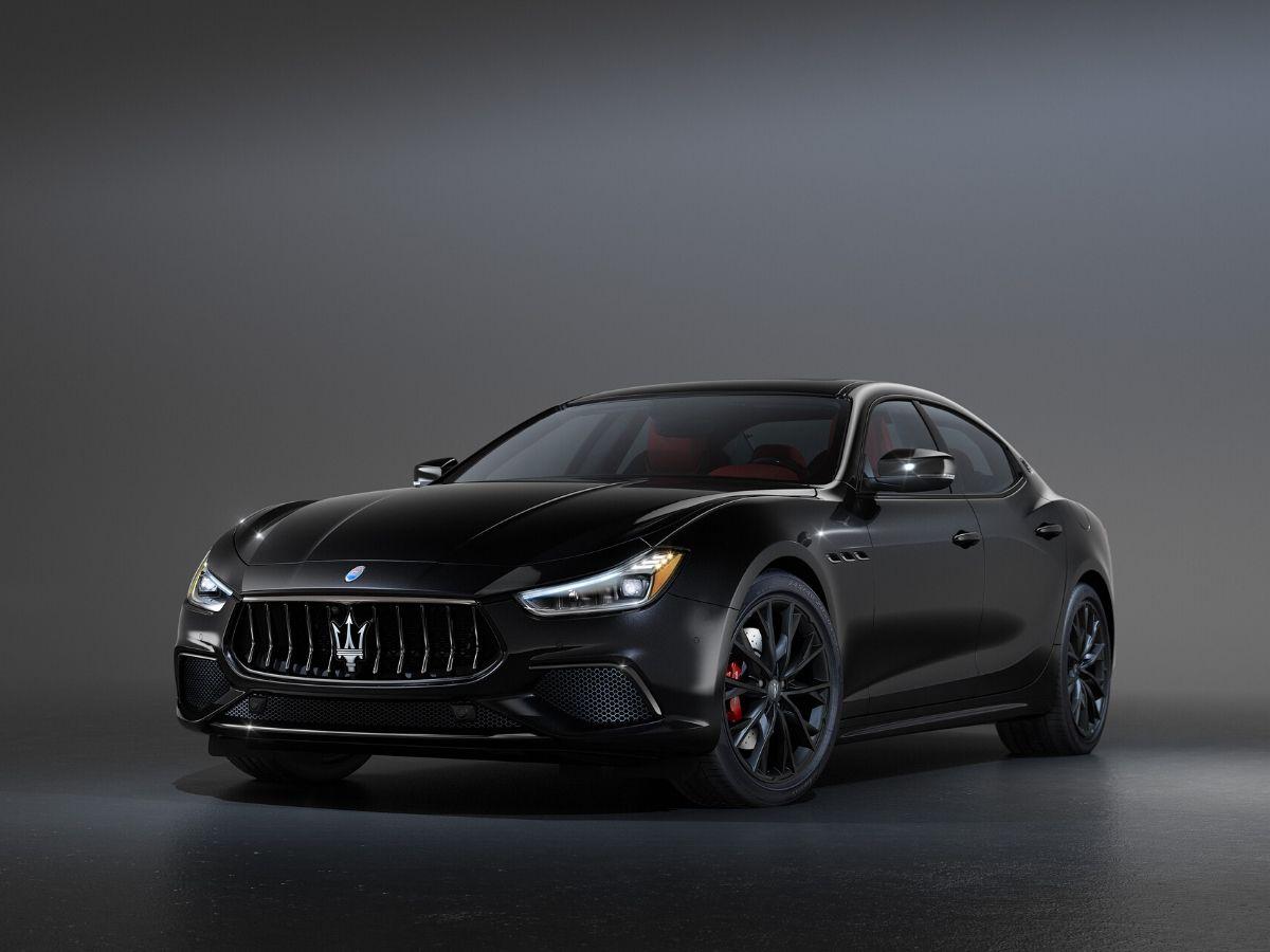 Nuova Maserati Ghibli 2020