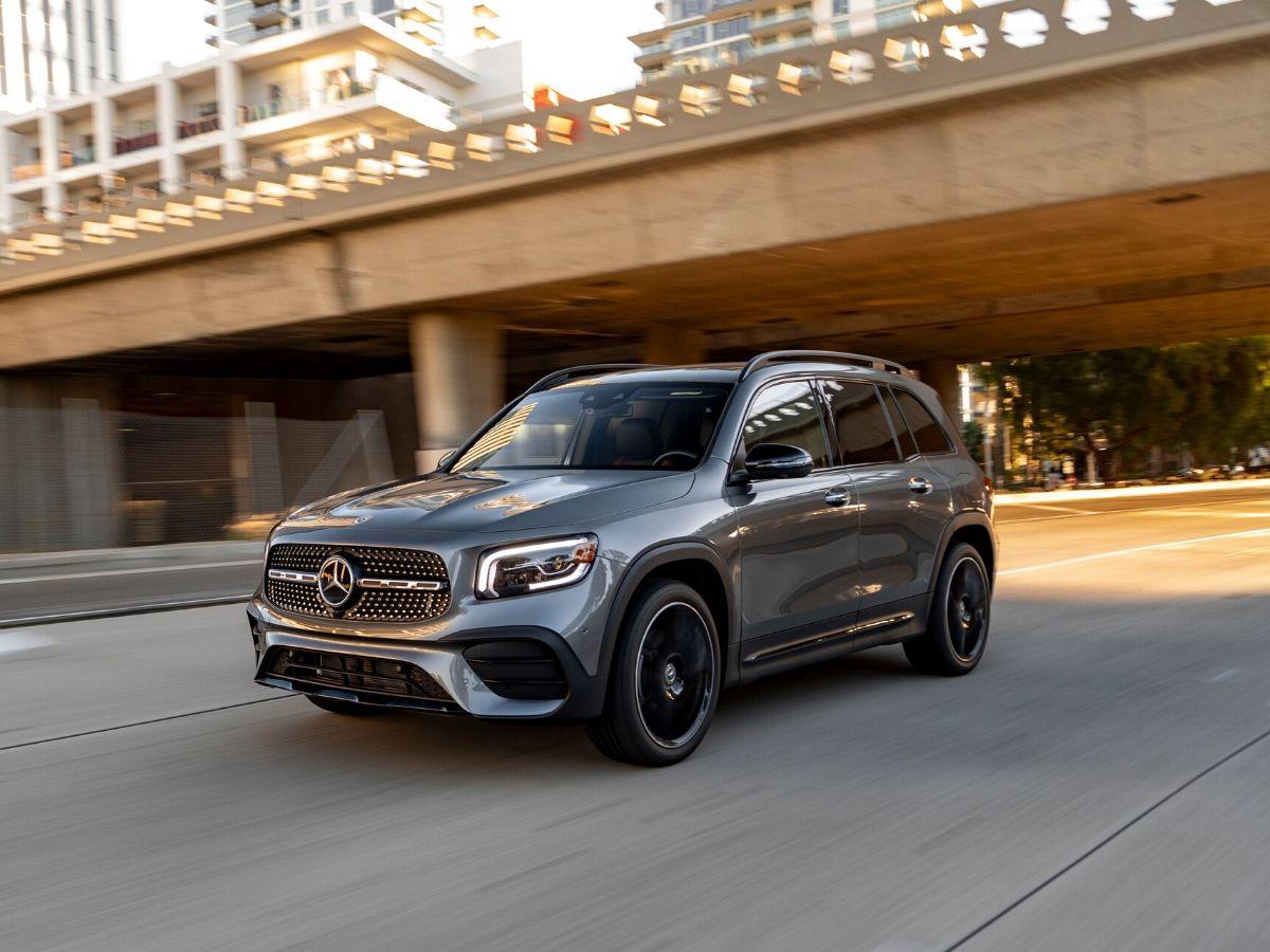 Nuova Mercedes GLB 2020