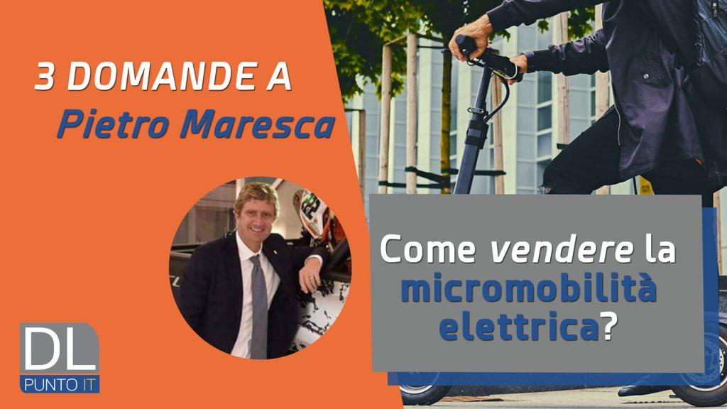 Come vendere la micromobilità elettrica in concessionaria?