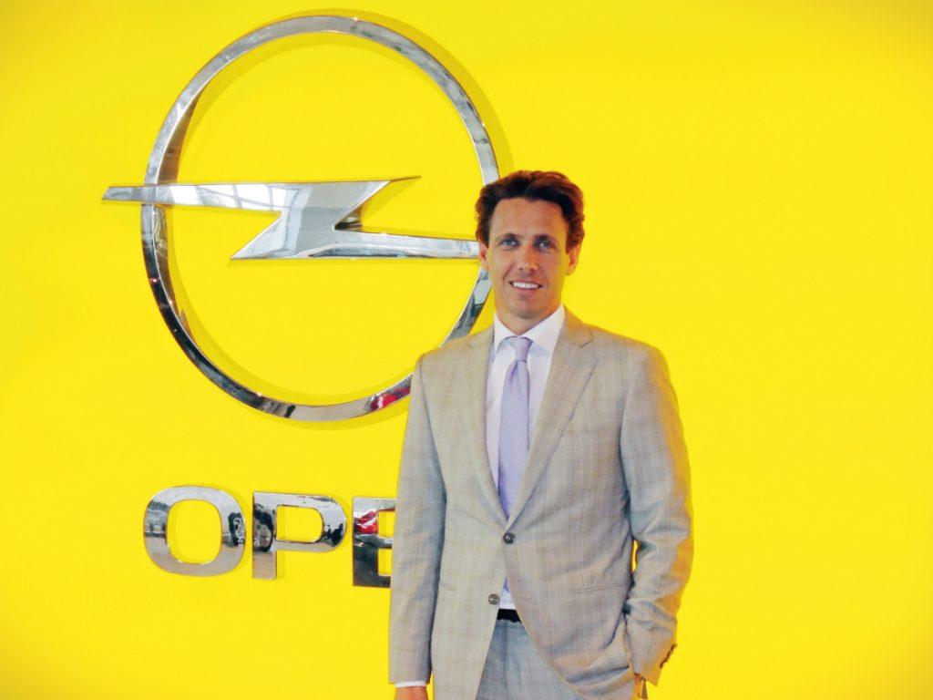 Andreas Barchetti nuovo presidente dell'Associazione Europea dei concessionari Opel e Vauxhall