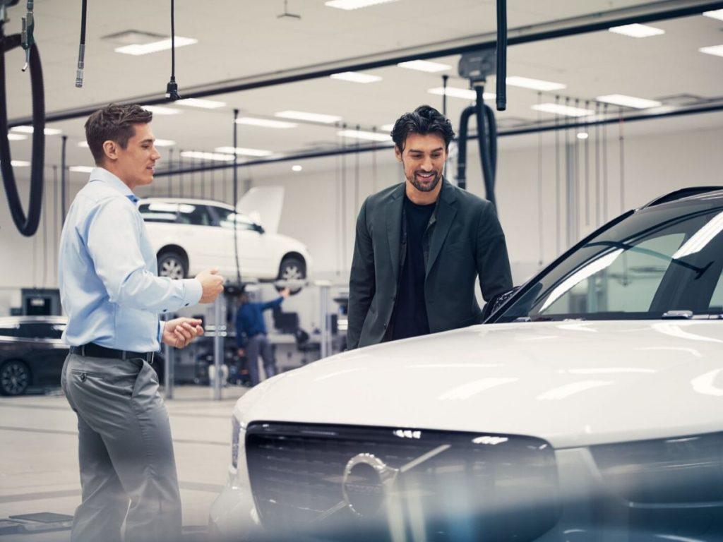 Volvo lancia la Garanzia Ricambi a vita in tutte le officine della Rete