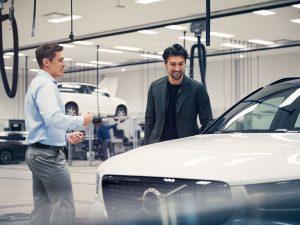La Garanzia Ricambi a vita di Volvo