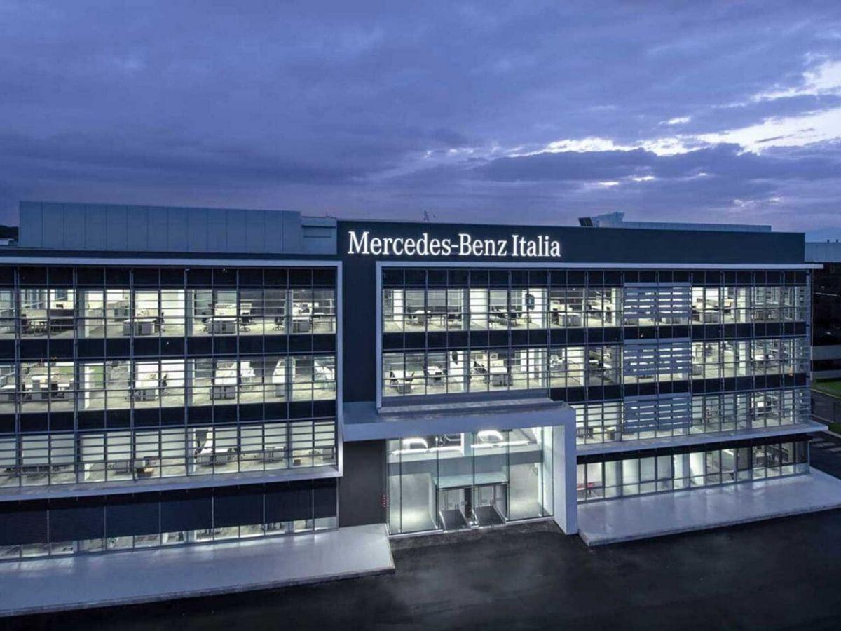 Mercedes-Benz e la società di noleggio captive Charterway