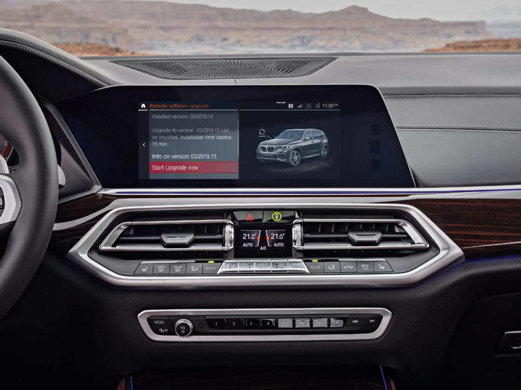 Upgrade OTA: i dealer BMW potranno attivare gli optional delle auto usate anche da remoto