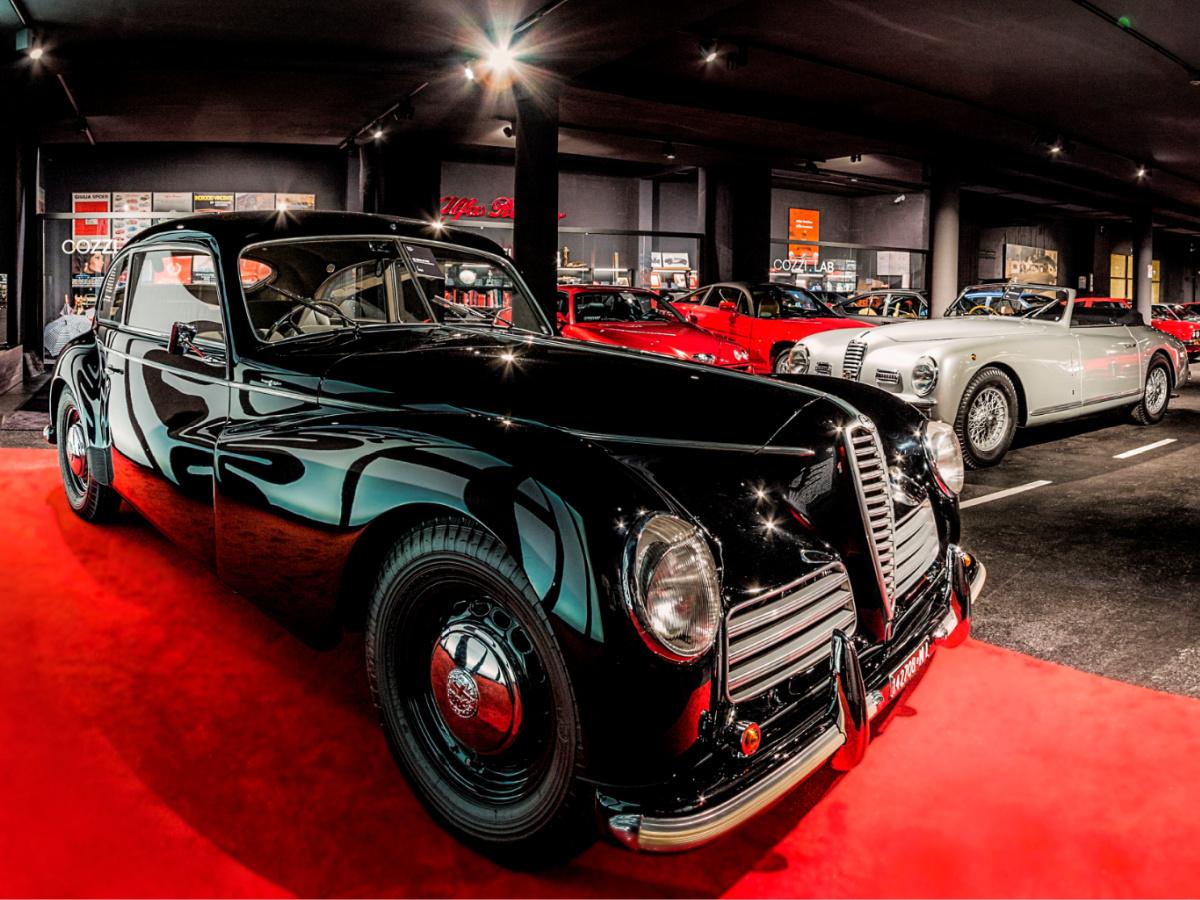 Museo Alfa Romeo Fratelli Cozzi Legnano