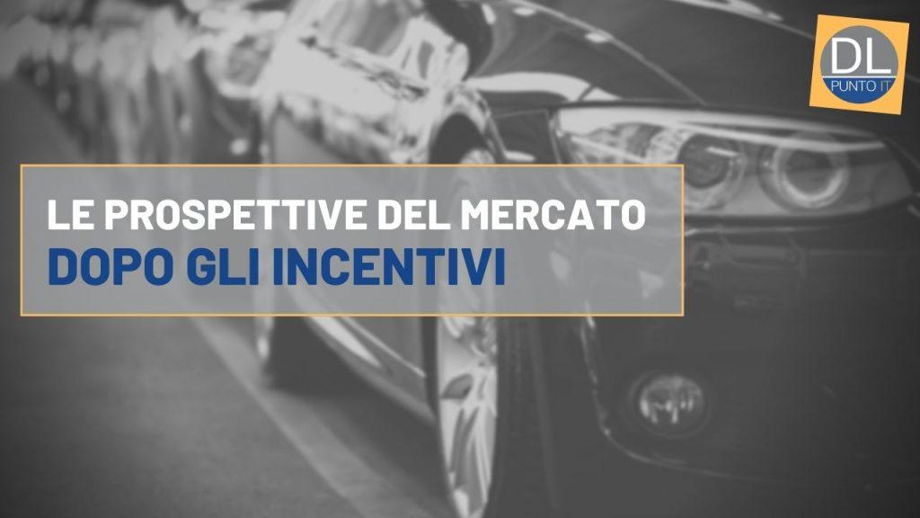 Adolfo De Stefani Cosentino (Federauto): incentivi di agosto? Un primo passo, ma non basta