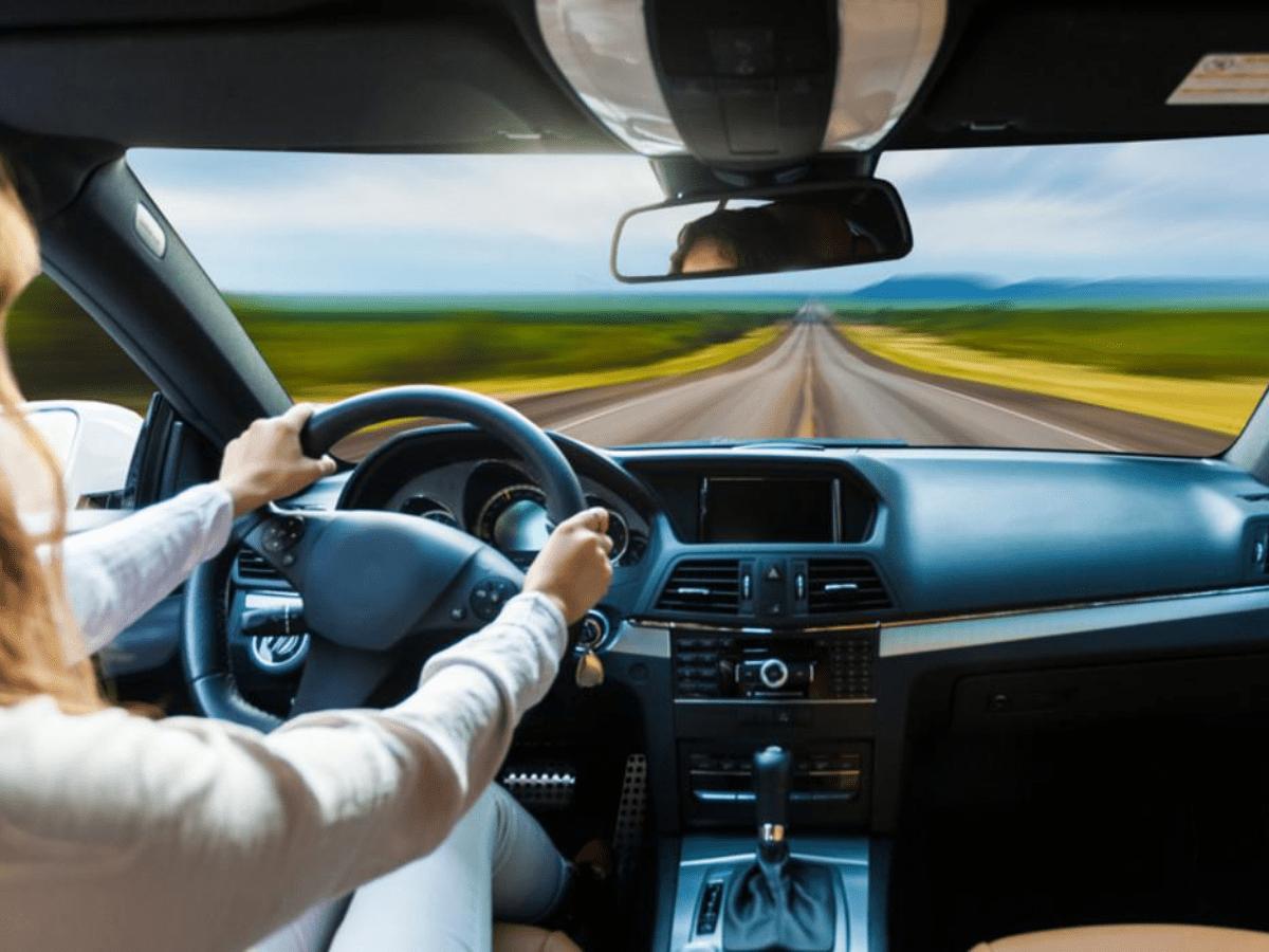 test drive-
