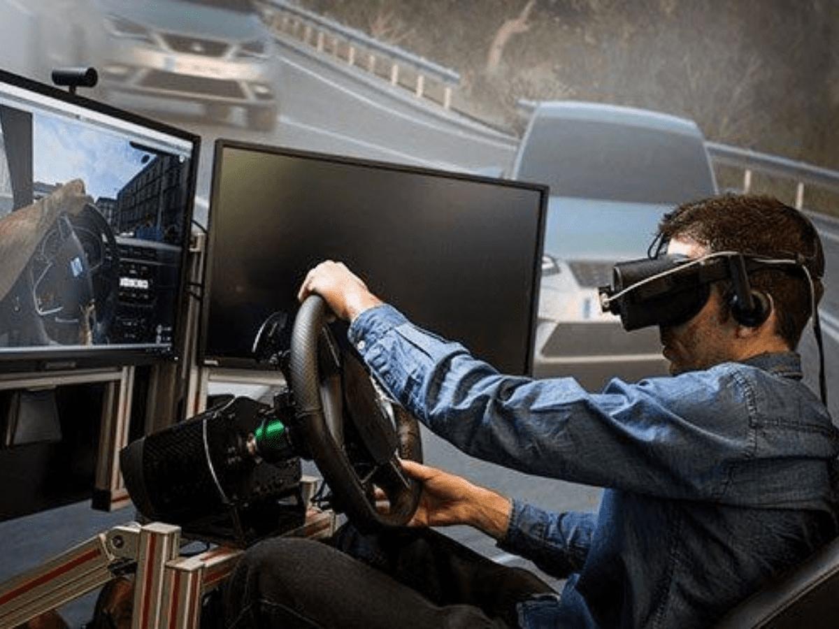 test drive virtuale