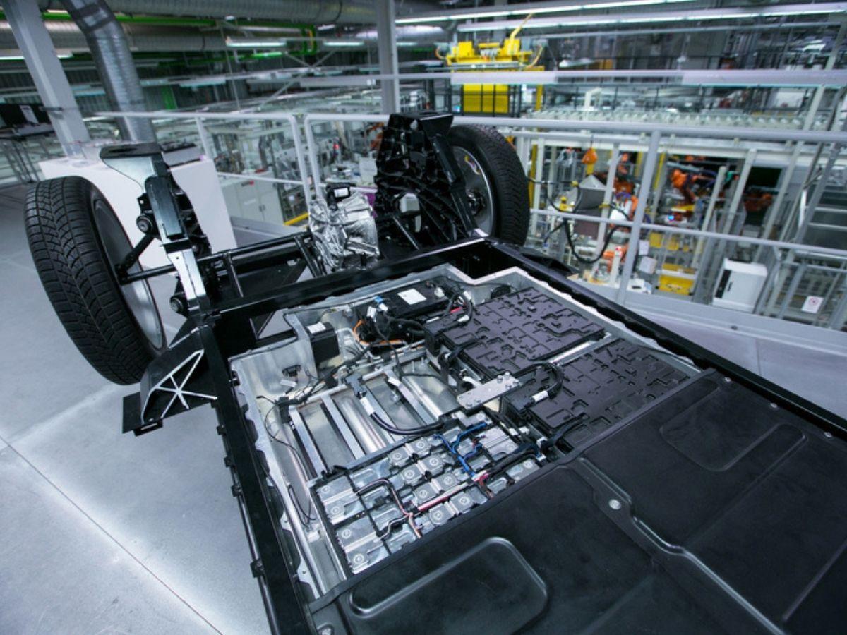 batterie auto elettriche riciclo