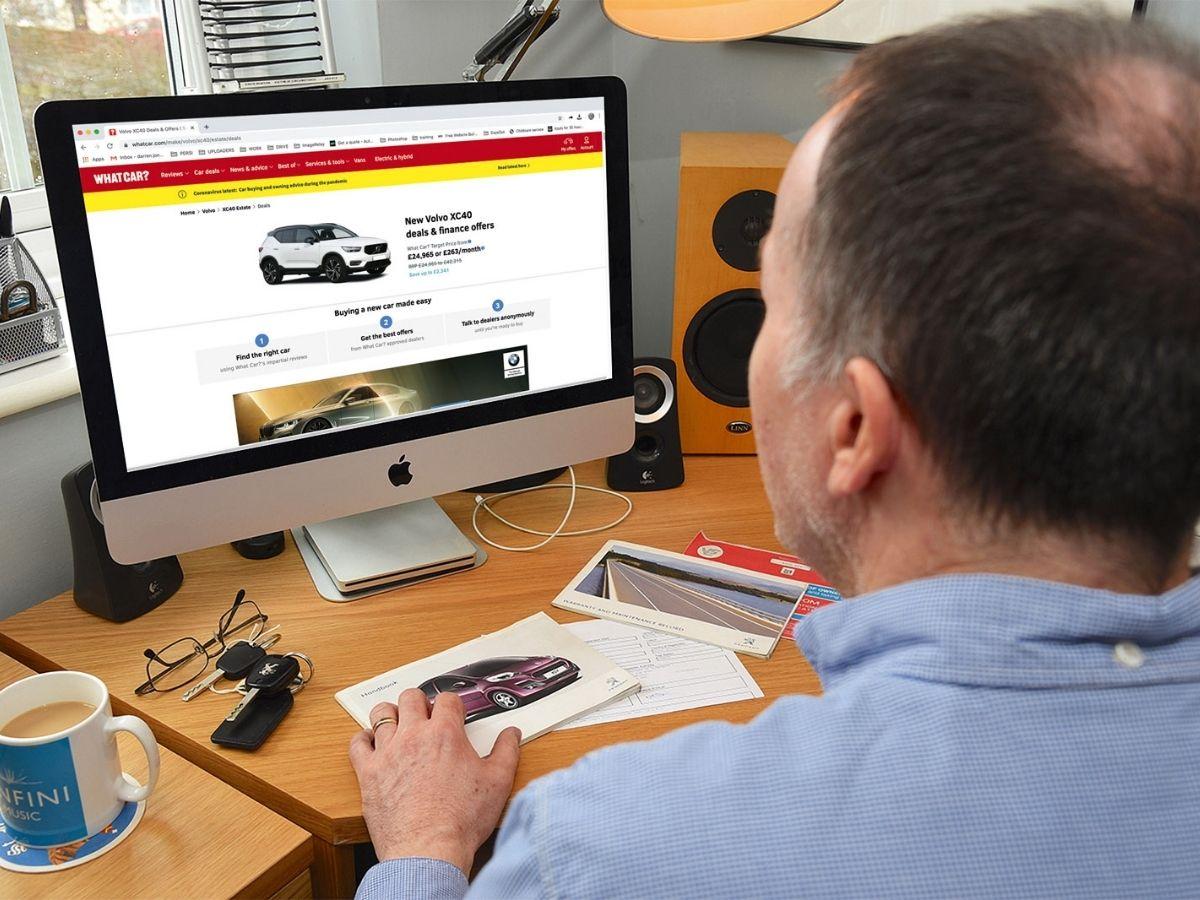compravendita auto online
